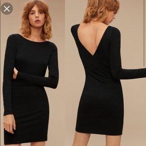 Size large brand new Wilfred free miyanda dress